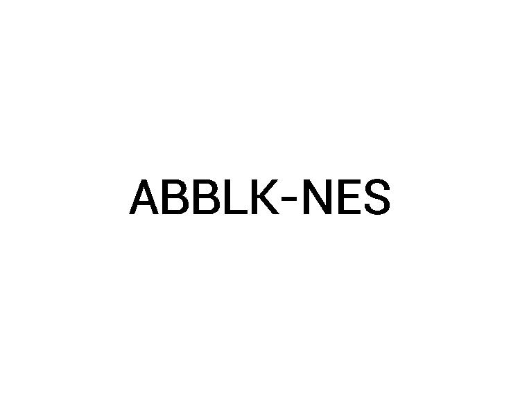 ABBLK-NES logo