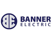 Banner Electric logo