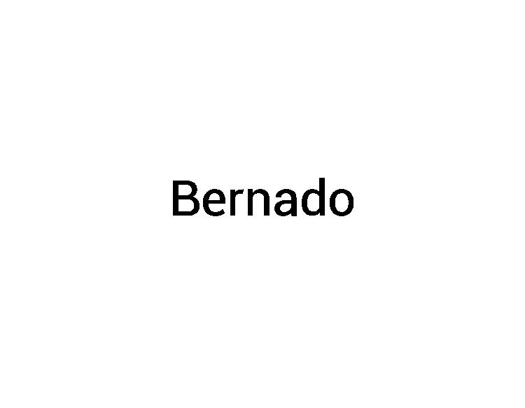 Bernado