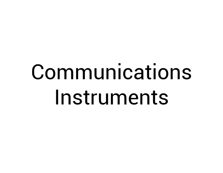 Communication Instruments Logo