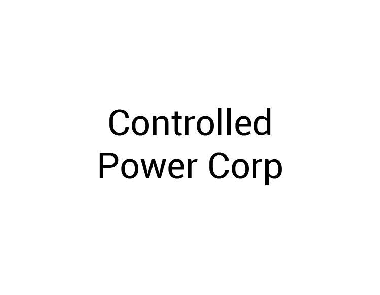 Controlled Power Corp Logo
