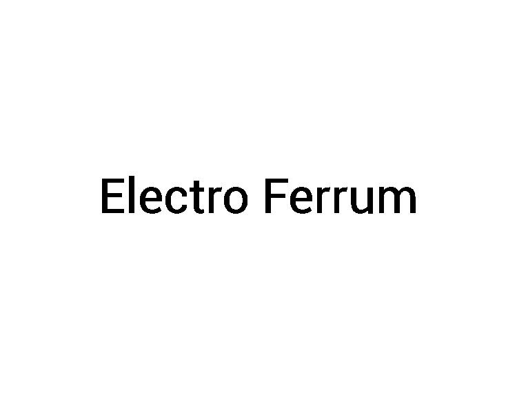Electro Ferrum Logo