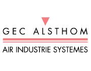 GEC Alsthom Logo