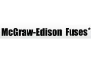 McGraw-Edison Fuses Logo